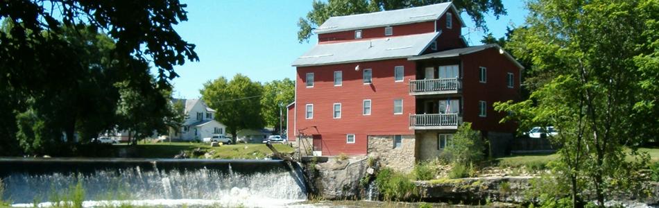 Mill & Dam