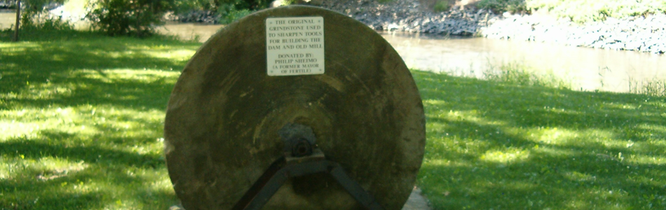 Mill Grindstone